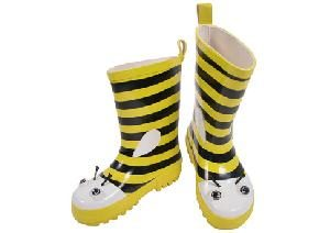 Bumble Bee Wellington Boots