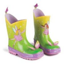 Kidorable Fairy Rain Wellington Boots