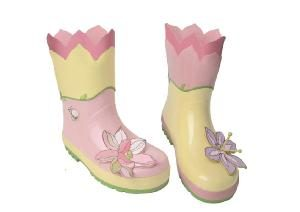 Kidorable Lotus Rain Wellington Boots