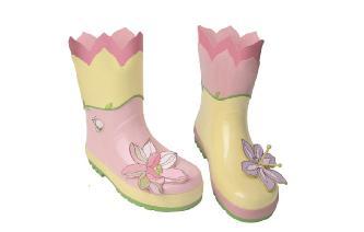 Kidorable Lotus Rain Wellington Boots