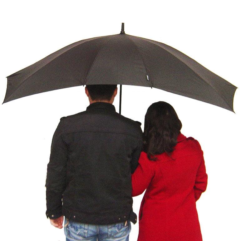 Duo Double Umbrella Black Umbrellas Amp More From