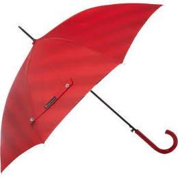 Red Designer LuLu Guinness Umbrella
