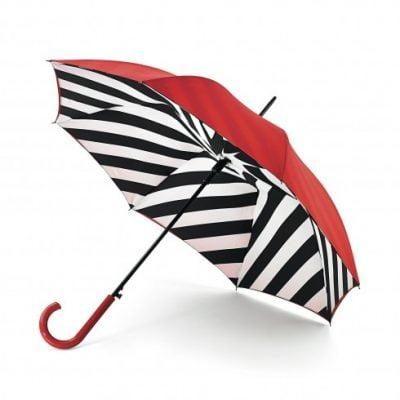 LuLu Guinness Bloomsbury Designer Umbrella