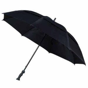 MaxiVent Golf Umbrella - Black