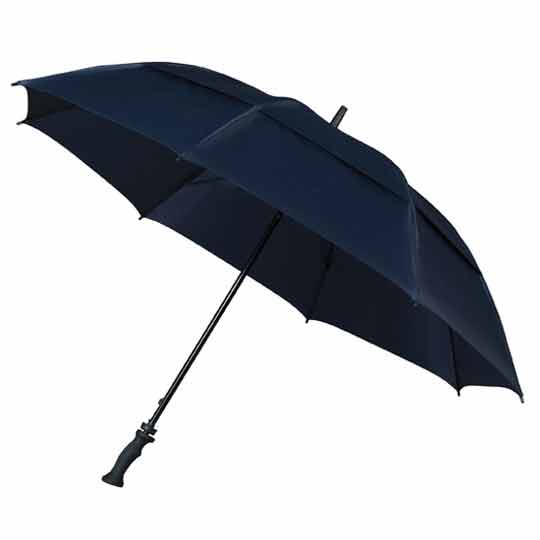 MaxiVent Vented Golf Umbrella - Navy