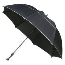 big umbrella MaxiVent XXL Black