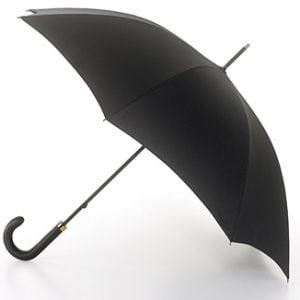 Fulton Umbrella - Minister - Gentleman's Black Umbrella