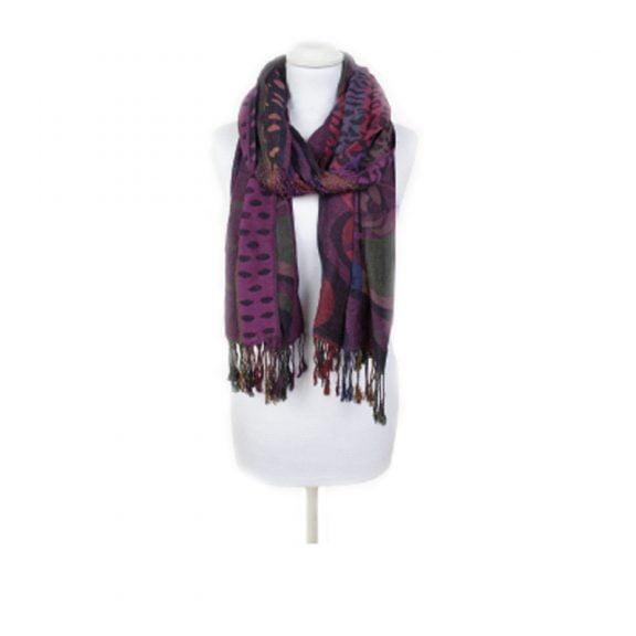 pia rossini scarf monica