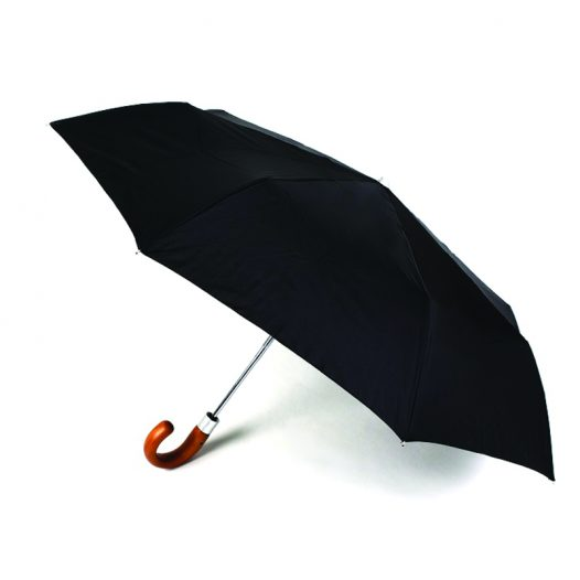 crook handle folding umbrella