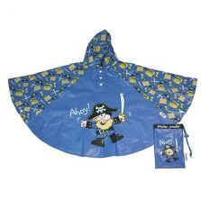 Kids Pirate Poncho