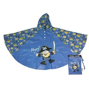 pirate poncho cutout