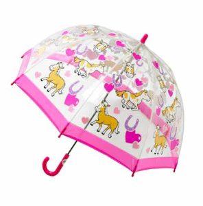 pony pvc umbrella
