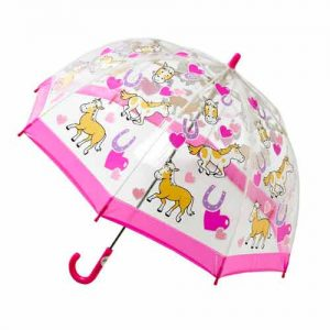 Children's PVC Umbrella - Pony