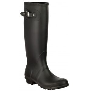 sandringham wellies black