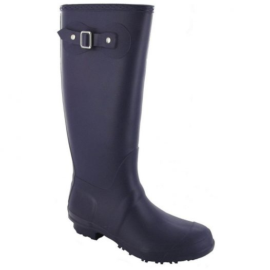 Sandringham Purple Wellington Boots