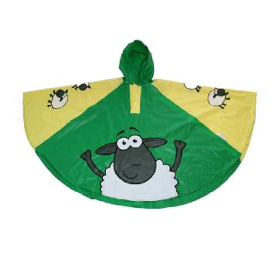 Sheep Kids Poncho