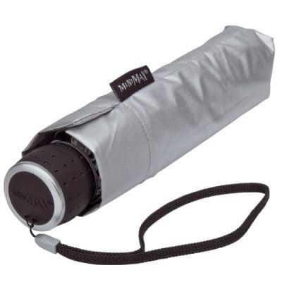 Silver UV Travel Umbrella, MiniMax