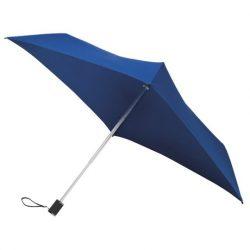 Compact Dark Blue Square Umbrella