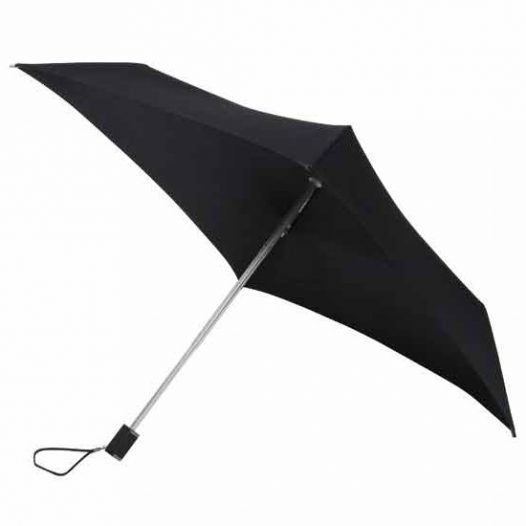 Square Canopy Umbrella / All Square Black Compact
