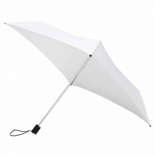 Rectangular Parasol / All Square White Compact Umbrella