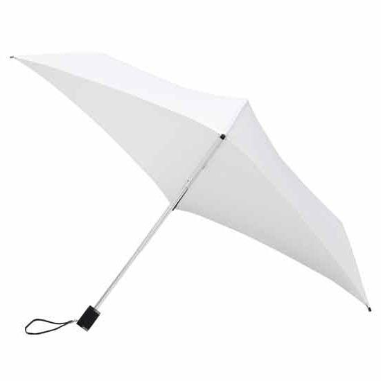 Rectangular Parasol / All Square White Compact Umbrella