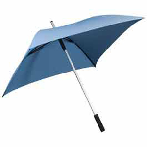 Square Golf Umbrella - Pale Blue