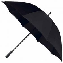 StormStar Black Windproof Umbrella