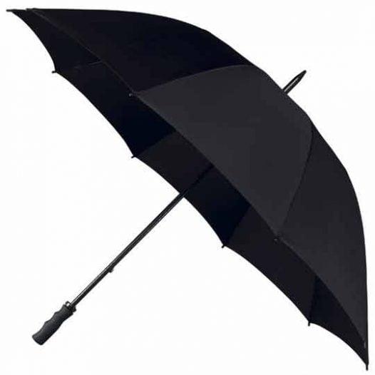 StormStar Black Windproof Umbrella