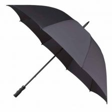 StormStar Windproof Charcoal Grey Golfing Umbrella