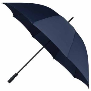 StormStar Windproof Navy Golf Umbrella