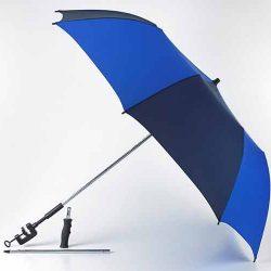 Fulton Tri-Brella travel umbrella - clamp umbrella - beach umbrella
