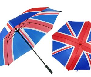 Union Jack Golf Umbrella