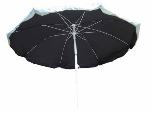 UV parasol open