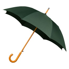 Warwick Green Windproof Walking Umbrella