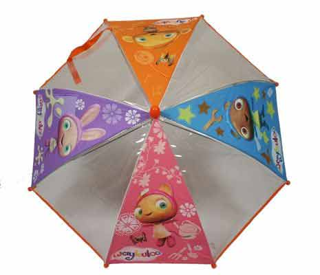Children's Character Umbrella - Waybuloo