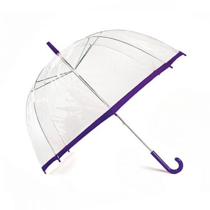 See Through Clear Dome Umbrellas