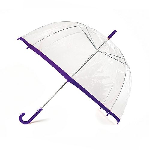 Clear Dome Umbrella Head Amp Shoulders Above The Rest