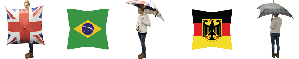 design your own flag umbrella - flag umbrellas banner