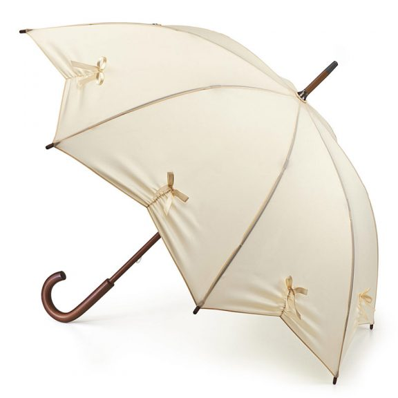 Kensington star and bow / star shaped umbrella