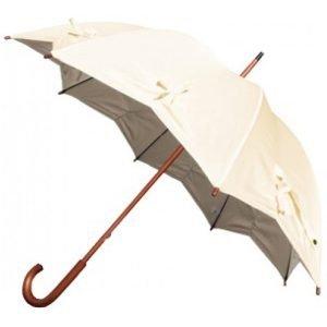 kensington star and bow star shaped umbrella