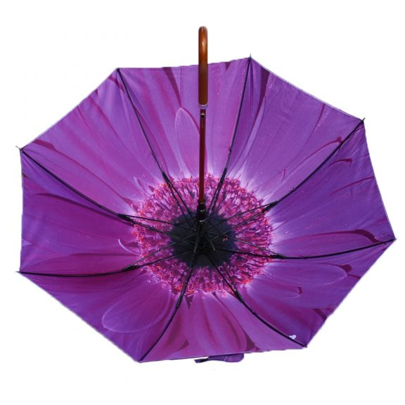 purple flower umbrella cutout 3