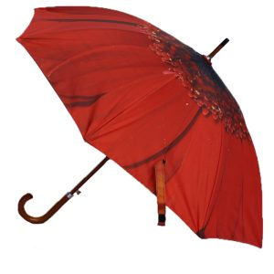 red flower umbrella 1 red flower umbrellas