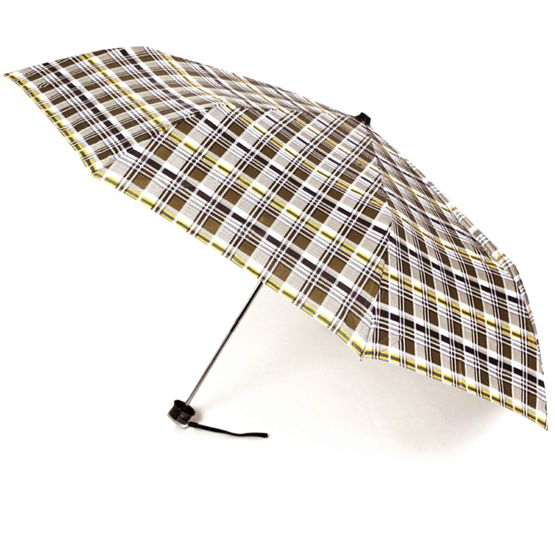 Cabra Plaid Umbrella 2