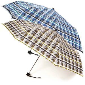 Cabra Plaid Umbrella