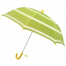 school umbrellas - hi vis umbrellas for school children