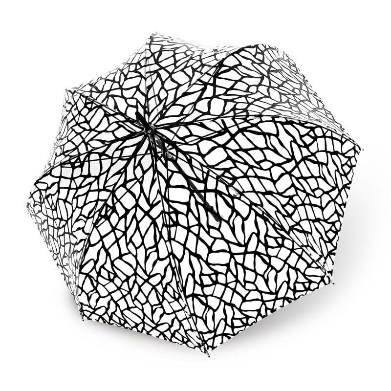 Lucena Clear Dome Umbrellas - Design 1