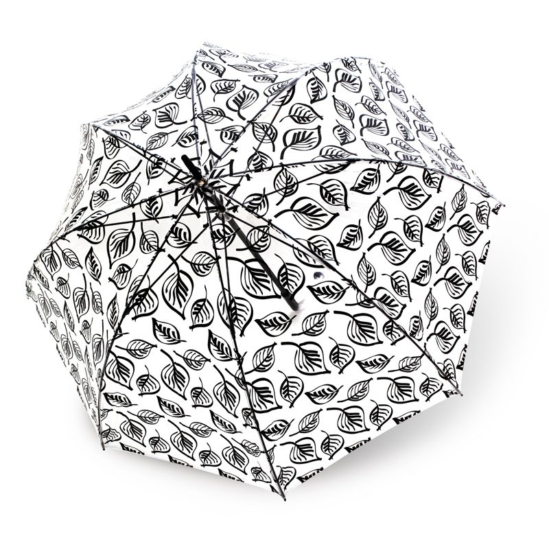 Lucena Clear Dome Umbrellas - Design 2