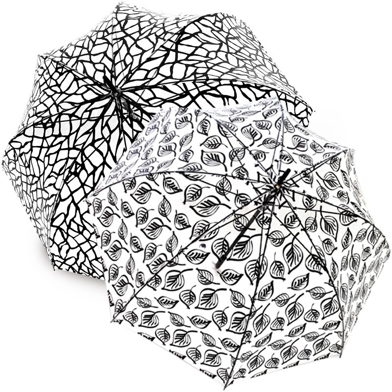 Lucena VOGUE Designer Dome Umbrellas