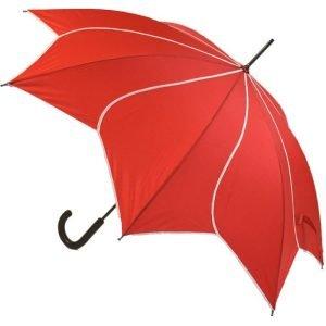 Flower Petal Swirl Umbrellas
