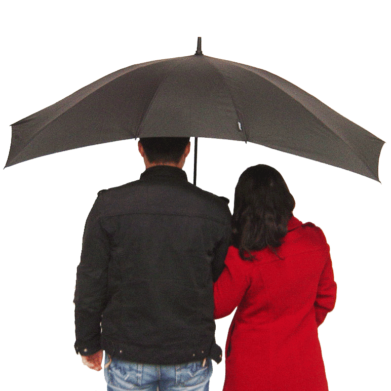 Umbrella for two